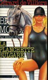 La Planchette Bulgare - Couverture - Format classique