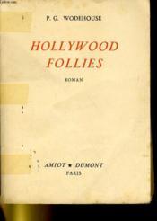 Hollywood Follies - Couverture - Format classique