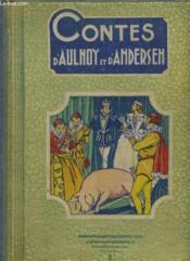 Contes D'Aulhoy Et D'Andersen - Couverture - Format classique