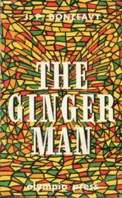 The Ginger Man - Couverture - Format classique
