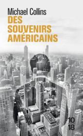 Des souvenirs américains - Couverture - Format classique