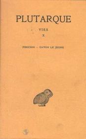 Vies t.10 - Couverture - Format classique