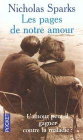 Les Pages De Notre Amour - Intérieur - Format classique