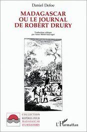 Madagascar ou le journal de Robert Drury - Intérieur - Format classique