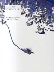 À la recherche de Peter Pan ; INTEGRALE T.1 ET T.2 - Intérieur - Format classique