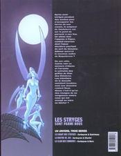 Le clan des chimères T.3 ; ordalie - 4ème de couverture - Format classique