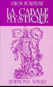 Cabale mystique - Couverture - Format classique