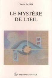 Le mystere de l'oeil - Couverture - Format classique