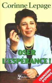 Osez L'Esperance - Intérieur - Format classique