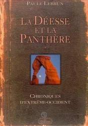 La deesse et la panthere - Couverture - Format classique