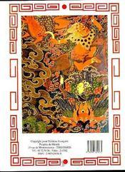 La Peinture Thibetaine - 4ème de couverture - Format classique