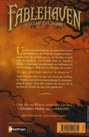 Fablehaven t.3 ; le fléau de l'ombre - 4ème de couverture - Format classique