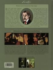 L'étrange cas du Dr Jekyll et de Mr Hyde t.2 - 4ème de couverture - Format classique