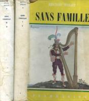 Sans Famille. En 2 Tomes. Collection Flammarion N° 3 Et 4. - Couverture - Format classique