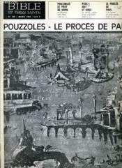 Bible Et Terre Sainte N°109 : Pouzzoles - Le Proces De Paul - Couverture - Format classique