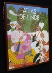 Atlas De L'Inde - Couverture - Format classique