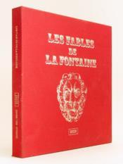 Les Fables de La Fontaine [ Coffret de 10 disques et brochure par Paul Guth - Complet ] - Couverture - Format classique