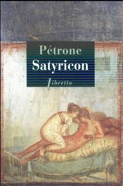 Satyricon - Couverture - Format classique