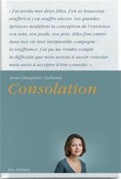 Consolation - Couverture - Format classique