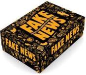 Fake news ; saurez-vous déméler le vrai du faux ? - Couverture - Format classique