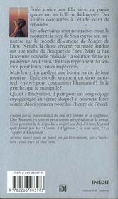 L'Eveil D'Endymion T.1 - 4ème de couverture - Format classique