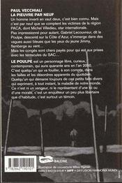 La Pieuvre Par Neuf - 4ème de couverture - Format classique