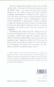 Sade En Toutes Lettres - 4ème de couverture - Format classique