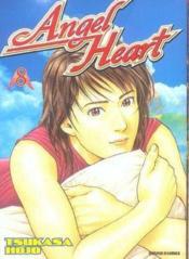 Angel heart T.8 - Couverture - Format classique
