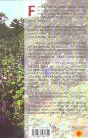 Communiquer avec votre jardin - 4ème de couverture - Format classique