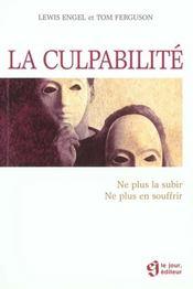Culpabilite - Intérieur - Format classique