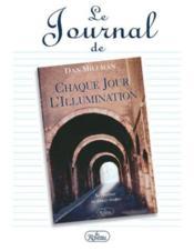 Journal de chaque jour l'illumination - Couverture - Format classique
