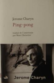 Ping-Pong. - Couverture - Format classique