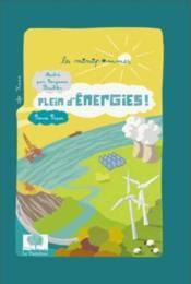 Plein d'énergies ! - Couverture - Format classique
