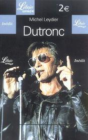 Dutronc - Intérieur - Format classique