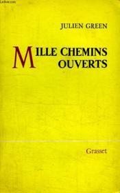 Mille Chemins Ouverts. - Couverture - Format classique