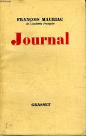 Journal *. - Couverture - Format classique