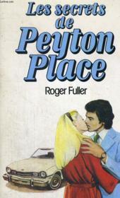 Les secrets de Peyton Place - Couverture - Format classique