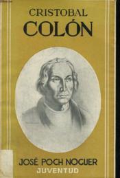 Cristobal Colon - Couverture - Format classique