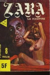 Zara La Vampire N°23 A 25 - En 1 Seul Volume - Couverture - Format classique