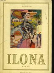 Ilona - Couverture - Format classique