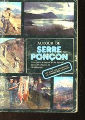 Autour De Serre Poncon - Couverture - Format classique