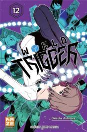 World trigger T.12 - Couverture - Format classique