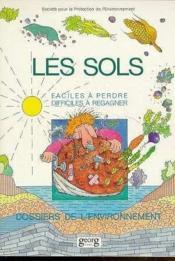 Sols - Dossiers Environnement N.E - Couverture - Format classique