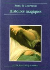 Histoires magiques - Couverture - Format classique