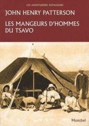 Les mangeurs d'hommes du Tsavo - Couverture - Format classique