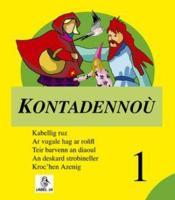 Kontadennoù t.1 - Couverture - Format classique