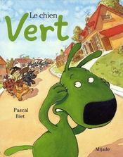 Le chien vert - Intérieur - Format classique