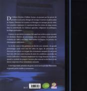 Crimes et justice en Bretagne - 4ème de couverture - Format classique