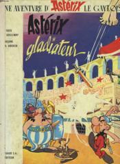 Asterix Gladiateur - Couverture - Format classique