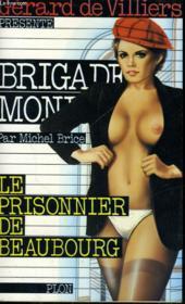 Le Prisonnier De Beaubourg - Couverture - Format classique
